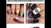 transferencia de dinero ozono Tranquilizar  Pinta Tus Uñas/Paint Your Nails - ADIDAS - YouTube