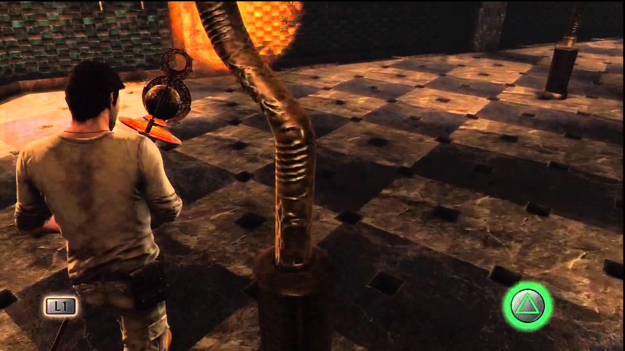 Uncharted 3 Treasure Locations: Treasure 53 Silver ...