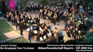 En Aranjuez Con Tu Amor - Sinfonisches Blasorchester Landkreis Passau (2012)