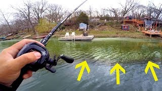 The BEST WAY to Catch BIG Spring Bass in the Grass