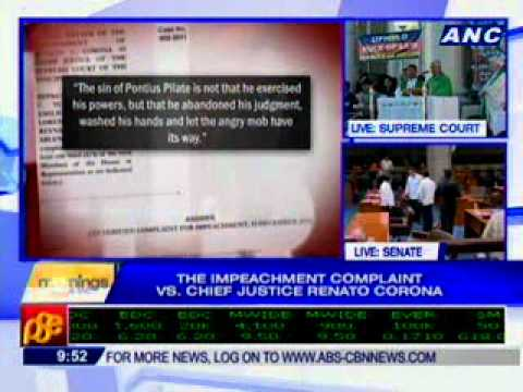 A closer look at the impeachment complaint vs. Corona