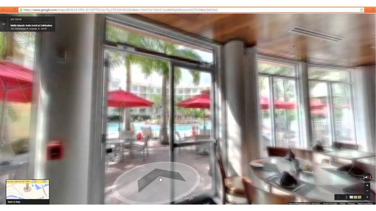 Melia Orlando Suite Hotel At Celebration Virtual Tour Youtube