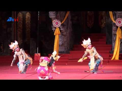 Tari Legong Kraton Lasem, GONG KEBYAR ANAK - ANAK Duta Kota Denpasar | PKB KE 40 TAHUN 2018