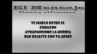 Andrés Cepeda - El mensaje - Cover Danny Cifuentes