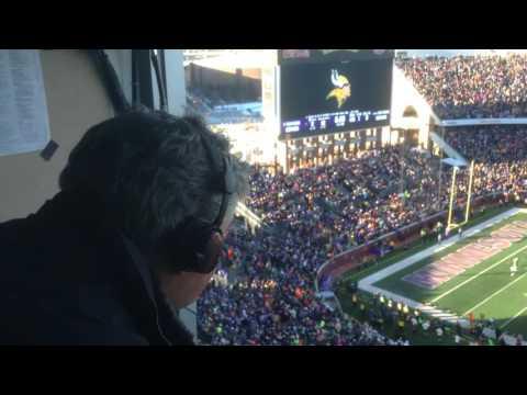 Paul Allen - Vikings/Seahawks 1/10/16 - Missed FG