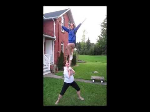 30 trends ideas cheerleading easy 2 person stunts  aarpauto