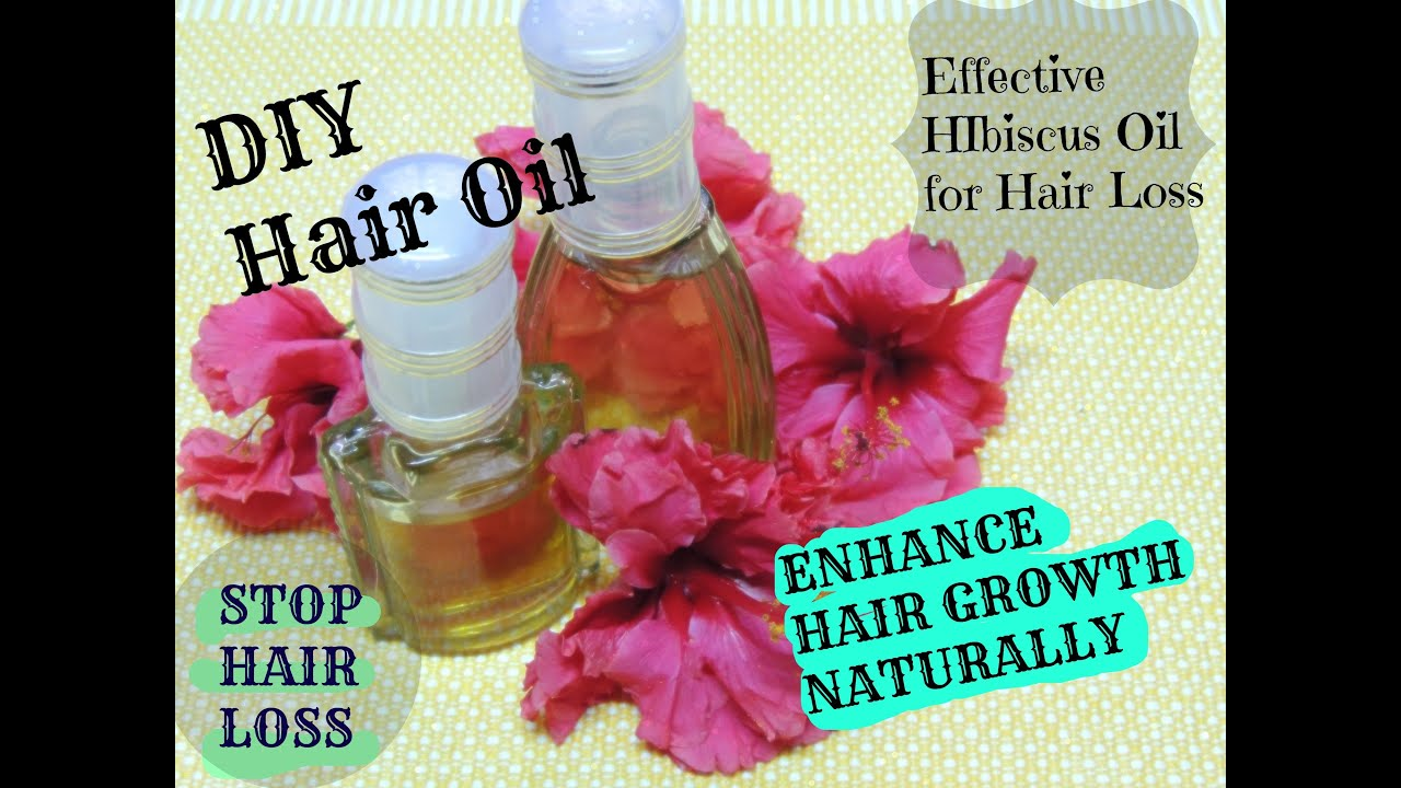 Stop hair loss enhance hair growth naturally effective hibiscus stop hair loss enhance hair growth naturally effective hibiscus oil treatment at home izmirmasajfo