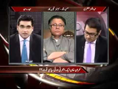 Hassan Nisar:  Imran khan's Politics and Nato's attack