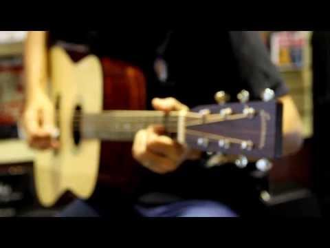 Eastman Guitar E10D by www.AcousticThai.Net