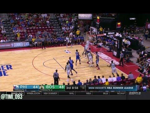 Ante Zizic Highlights vs Philadelphia 76ers (12 pts, 13 reb)