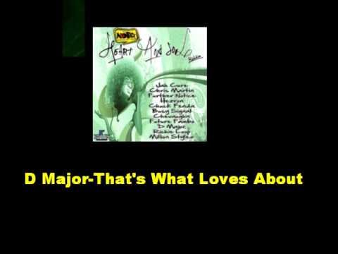 D Major  That's What Loves About Heart And Soul Riddim