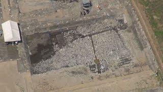 飛鳥京跡苑池に流水施設 7世紀、天皇の祭祀用か