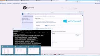 Symfony2 Installation - Anleitung mit xampp unter Windows (german)