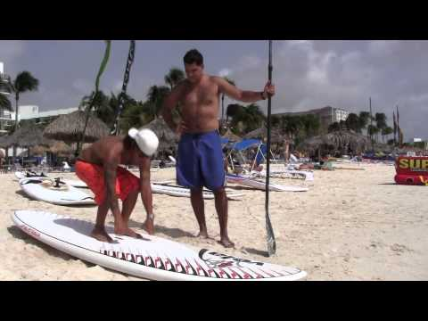 "The Aruba Paddleboard ""Experience"""