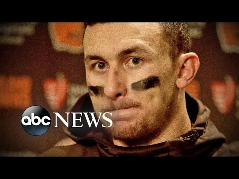 Johnny Manziel Cut by Cleveland Browns