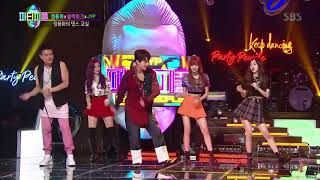 Video BLACKPINK, JYP, Yong Hwa(CNBLUE) dancing to That girl at Party People download MP3, 3GP, MP4, WEBM, AVI, FLV Oktober 2017
