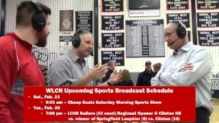2-22-19 - Lincoln Community High School @ Normal Community HS