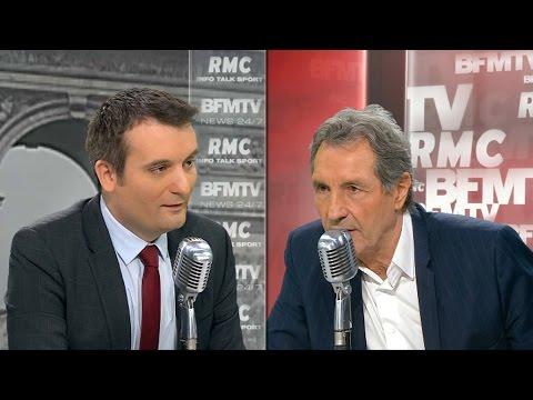 Philippot confirme: même si Marine Le Pen est mise en examen, elle restera candidate