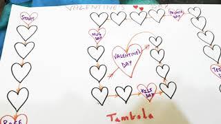 Video Valentine party Tambola game ❤💘 download MP3, 3GP, MP4, WEBM, AVI, FLV Februari 2018