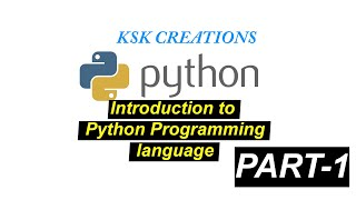 Introduction to Python Language ||Why Python?||Where Python is used||