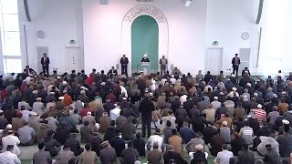 Sermon du vendredi 17-04-2015: Oeuvres et signes du Mahdi et du Messie