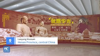 China's best Buddhist grottoes artwork exhibited in Luoyang Museum