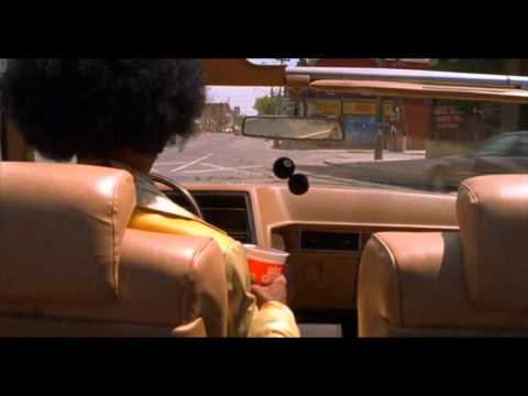 Undercover Brother Driving