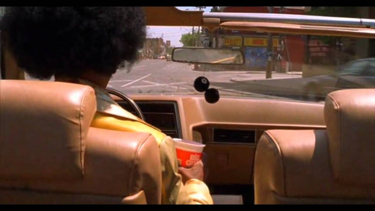 Undercover Brother Driving - YouTube