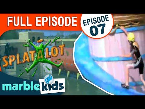 Splatalot! - Season 1 - Episode 7 - Revenge of the Nerds