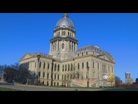 Springfield, Chicago In Turmoil With Governor's Veto