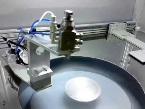 Spin spray coater - YouTube