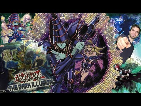 Dark Magician's Magical Journey and The Illusion of Box Opening! Beware of the Long Rod! YUGIOH!!