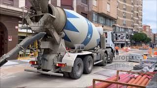 Las obras de Panaderos sufren un retraso en Valladolid