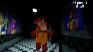 [SFM FNAF 2] Free Roaming DLC - Toy Freddy Death Scene (OLD)