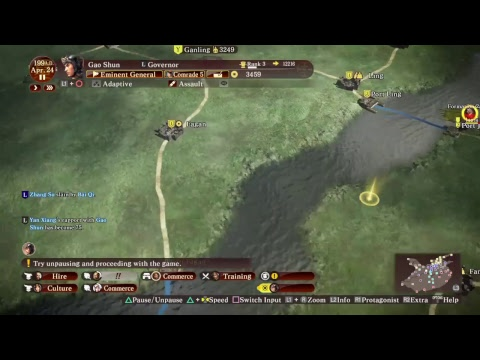 Rotk 13 Fame & strategy - part 14 Puyang