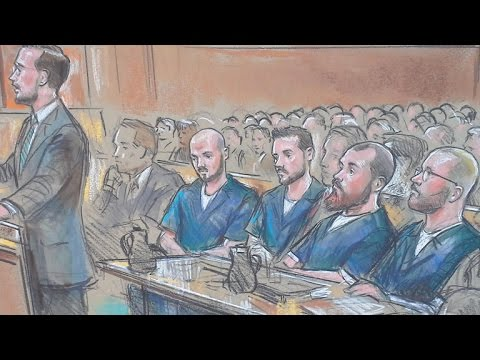 Ex-Blackwater guards hit with long sentences in Iraqi shootings