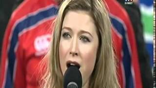 Hymne Nouvelle Zélande Finale 2011