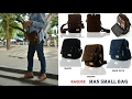 RAQUER MAN SMALL BAG-Sling Bag Gadget Organizer Travel Multifungsi