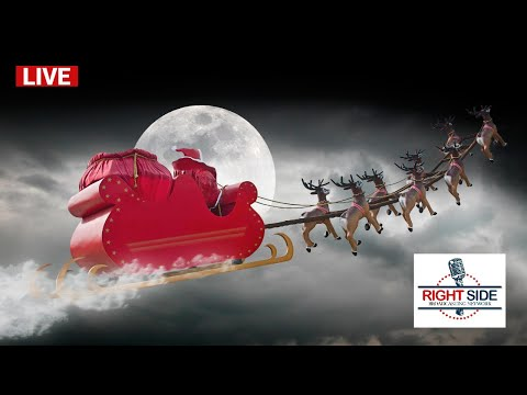 ? LIVE: Tracking Santa Claus on Christmas Eve 2020 - LIVE Santa Tracker from NORAD & Music
