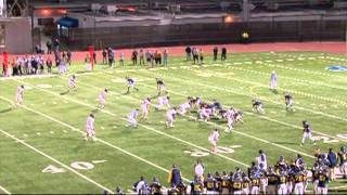 Chad Wheeler Football Highlights