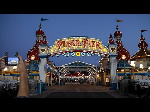 Disney's California Adventure introduces Pixar Pier