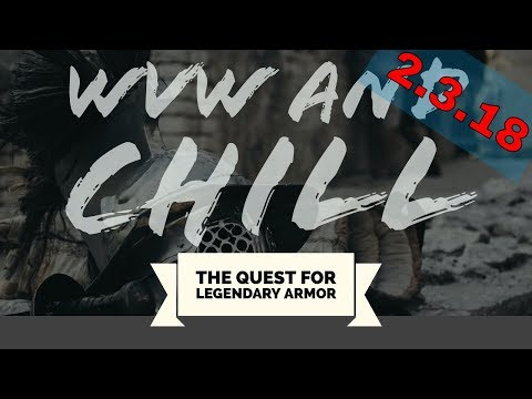WvW and Chill: The Casual Quest for Legendary Armor [2.3.18]