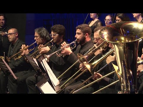 Atom Heart Mother (Pink Floyd & Ron Geesin) - Auditorium del Conservatorio di Cagliari