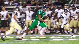 High School Football Highlights - Justin Fields Game 6 2017
