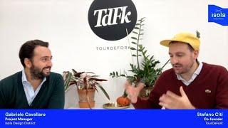 Designers for Lunch | Open Studios Edition w/TourDeFork