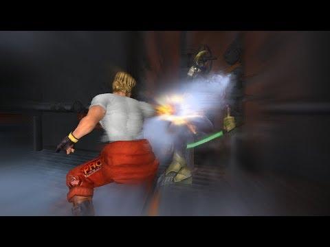 [TAS] Tekken 4 - Paul Phoenix