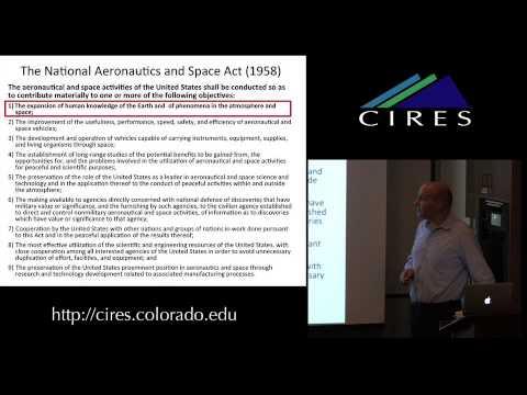 "Waleed Abdalati: ""My Time as NASA's Chief Scientist"""