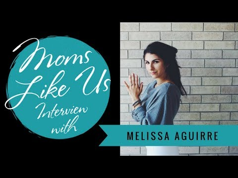 Melissa with MelMarie Yoga - Moms Like Us Interview Series #3