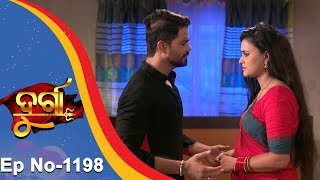 Durga | Full Ep 1198 | 10th Oct 2018 | Odia Serial - TarangTV