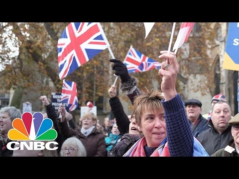 United Kingdom Officially Invokes Article 50 To Trigger Brexit | Squawk Box | CNBC
